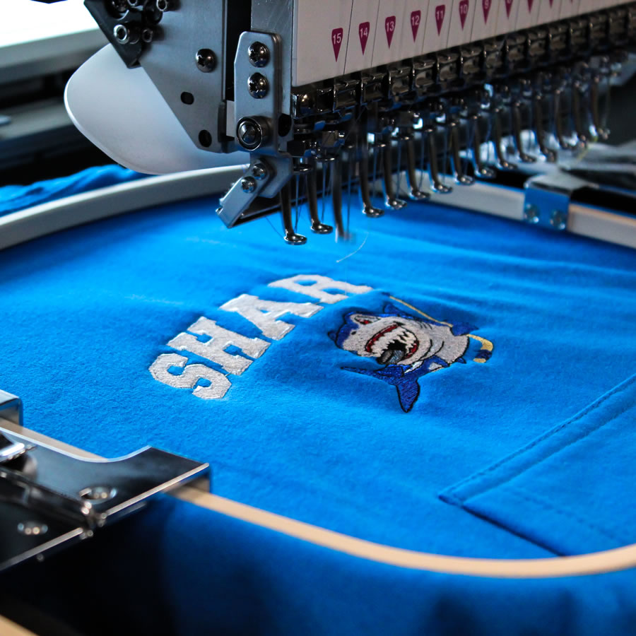 HCS Embroidery in Hull 1