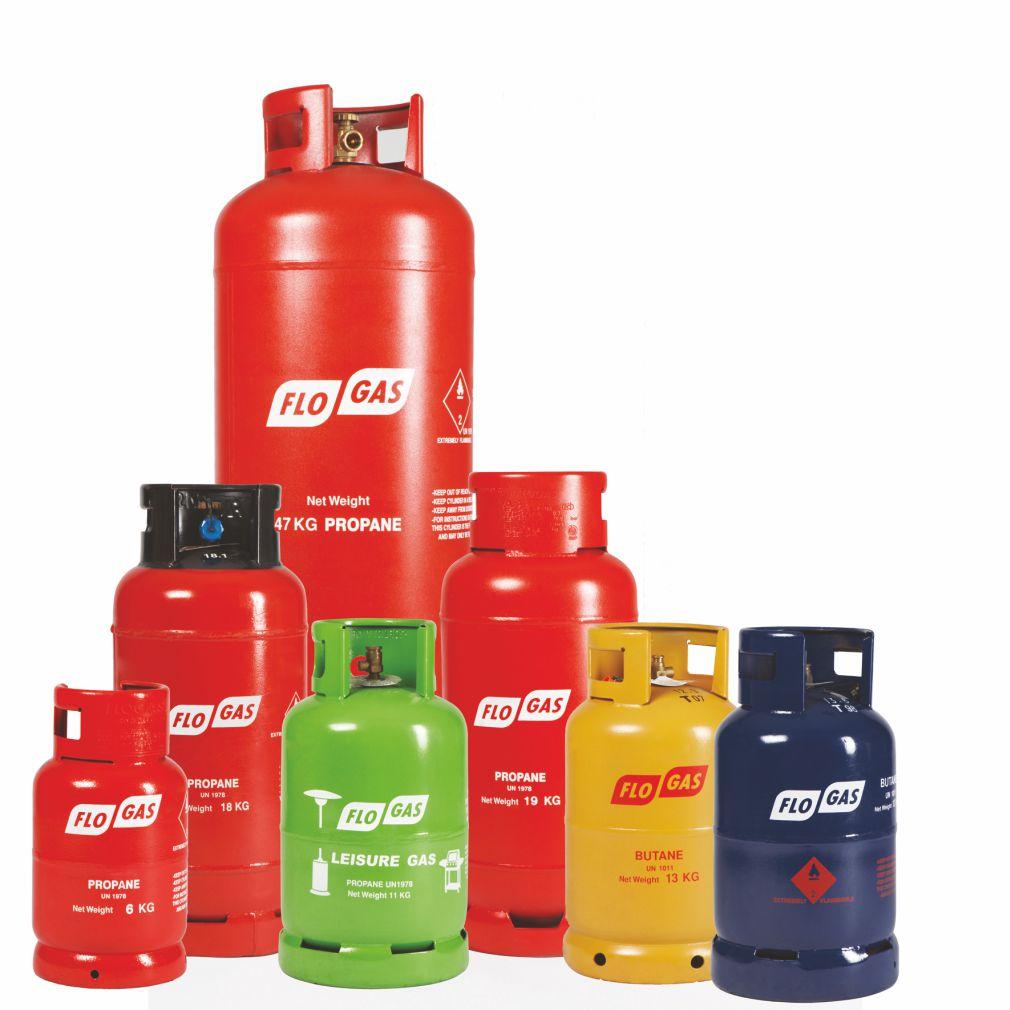 Gas Bottles in Hull